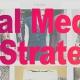 Social Media Kanäle Strategien Symbolbild