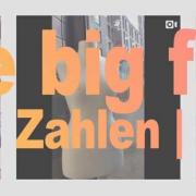 Social media Kanäle - the big five