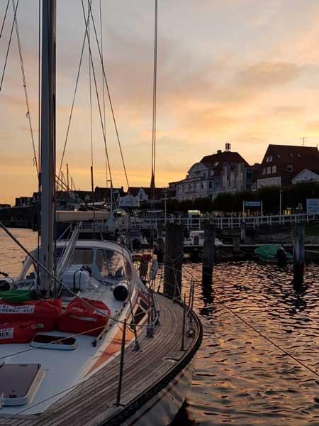2021 - ein neuer Anfang mit neuem Boot
